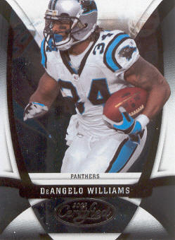 2009 Certified #18 DeAngelo Williams