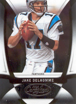2009 Certified #19 Jake Delhomme