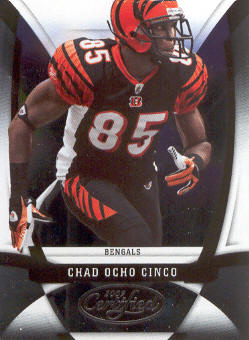 2009 Certified #28 Chad Ochocinco