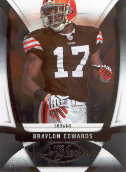2009 Certified #31 Braylon Edwards