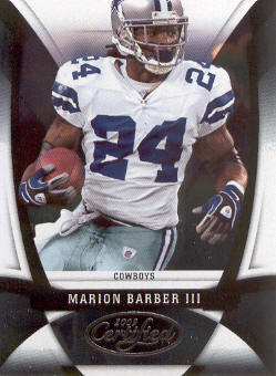 2009 Certified #34 Marion Barber