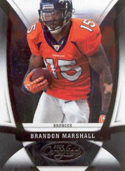 2009 Certified #37 Brandon Marshall