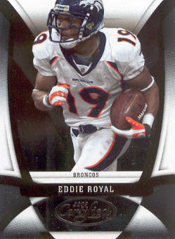 2009 Certified #39 Eddie Royal