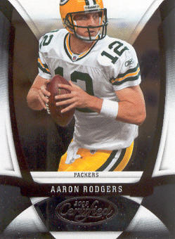 2009 Certified #44 Aaron Rodgers