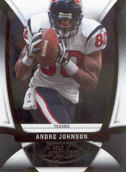 2009 Certified #49 Andre Johnson