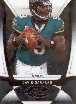 2009 Certified #58 David Garrard