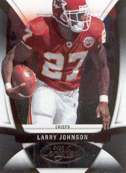 2009 Certified #62 Larry Johnson