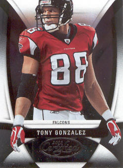 2009 Certified #64 Tony Gonzalez