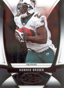 2009 Certified #67 Ronnie Brown