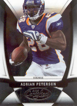 2009 Certified #69 Adrian Peterson