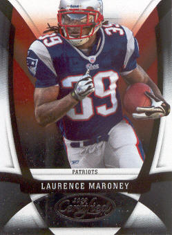 2009 Certified #72 Laurence Maroney