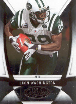 2009 Certified #85 Leon Washington