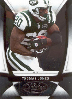 2009 Certified #86 Thomas Jones