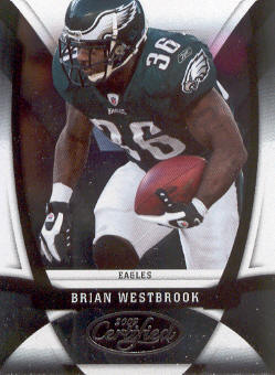 2009 Certified #91 Brian Westbrook