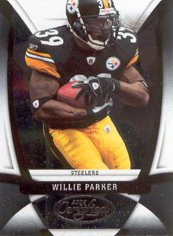 2009 Certified #96 Willie Parker