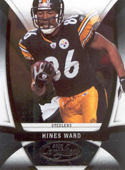 2009 Certified #98 Hines Ward