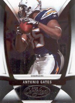 2009 Certified #99 Antonio Gates