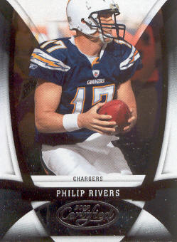 2009 Certified #101 Philip Rivers