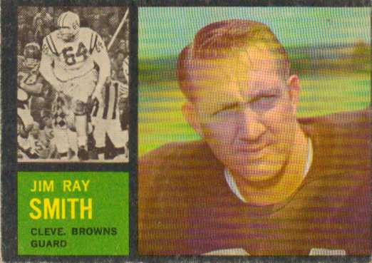 1962 Topps #30 Jim Ray Smith