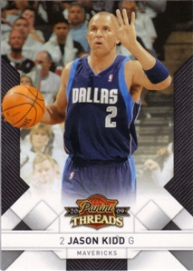 2009-10 Panini Threads #77 Jason Kidd