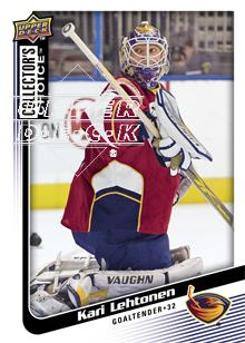 2009-10 Collector's Choice #23 Kari Lehtonen