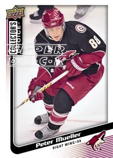 2009-10 Collector's Choice #32 Peter Mueller
