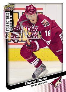 2009-10 Collector's Choice #33 Shane Doan