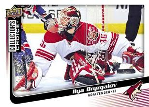 2009-10 Collector's Choice #35 Ilya Bryzgalov
