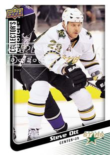 2009-10 Collector's Choice #48 Steve Ott