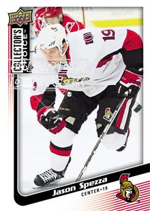 2009-10 Collector's Choice #52 Jason Spezza