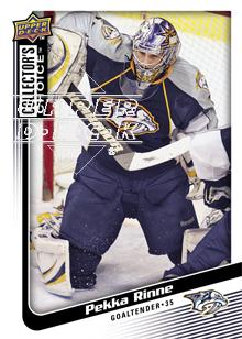 2009-10 Collector's Choice #66 Pekka Rinne