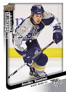 2009-10 Collector's Choice #69 Jordin Tootoo