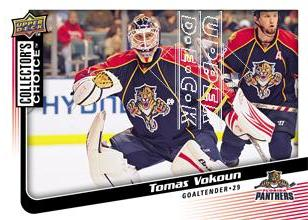 2009-10 Collector's Choice #90 Tomas Vokoun