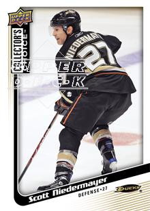 2009-10 Collector's Choice #92 Scott Niedermayer