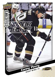 2009-10 Collector's Choice #93 Corey Perry