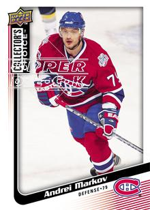 2009-10 Collector's Choice #111 Andrei Markov
