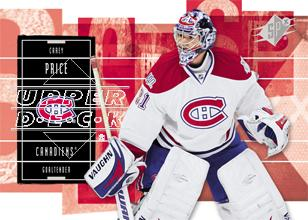 2009-10 SPx #29 Carey Price
