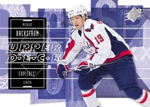 2009-10 SPx #84 Nicklas Backstrom