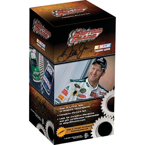 2009 Press Pass Shifting Gears Dale Earnhardt Jr. Boxed Set