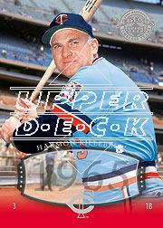2004 UD Legends Timeless Teams #5 Harmon Killebrew 65