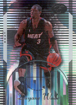 2006-07 Bowman Elevation #1 Dwyane Wade