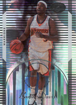 2006-07 Bowman Elevation #5 Baron Davis
