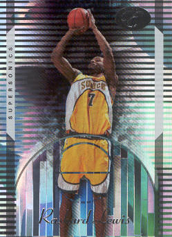 2006-07 Bowman Elevation #7 Rashard Lewis