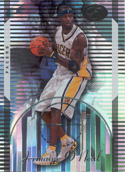 2006-07 Bowman Elevation #9 Jermaine O'Neal