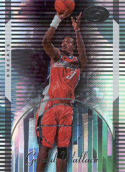 2006-07 Bowman Elevation #17 Gerald Wallace