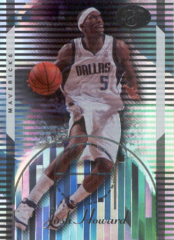 2006-07 Bowman Elevation #22 Josh Howard