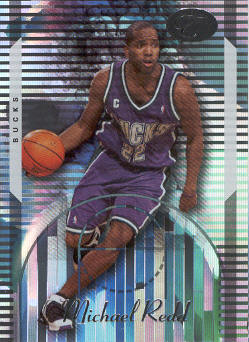 2006-07 Bowman Elevation #23 Michael Redd