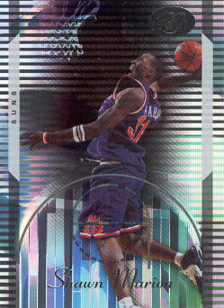 2006-07 Bowman Elevation #25 Shawn Marion
