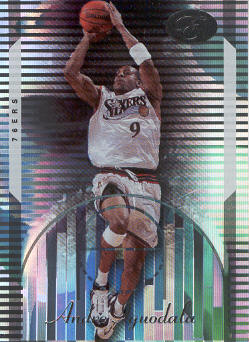 2006-07 Bowman Elevation #31 Andre Iguodala