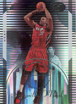 2006-07 Bowman Elevation #32 Shaquille O'Neal